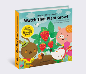 Watch That Plant Grow!