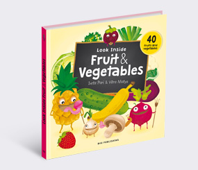 Look Inside: Fruit and Vegetables