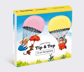 Tip & Top in an Aeroplane