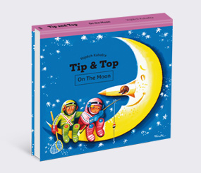 Tip & Top on the Moon