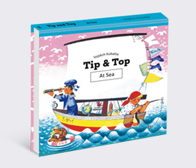 Tip & Top at Sea