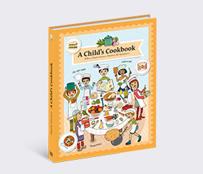 A Child's Cookbook