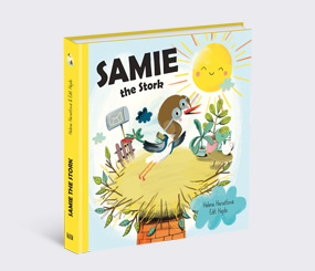 Samie the Stork