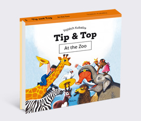 Tip & Top At the Zoo