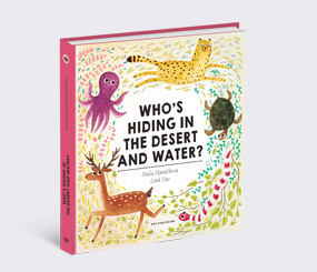 Who's Hiding in the Desert and Water?