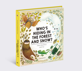 Who's Hiding in the Forest and Snow?