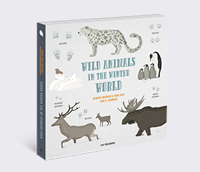 Wild Animals in the Winter World