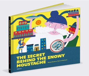 The Secret Behind the Snowy Moustache