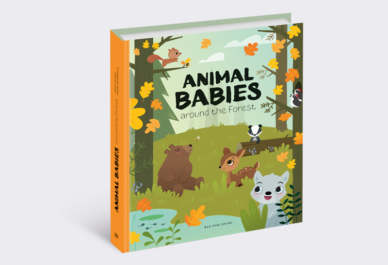 Animals_families_Forest_1