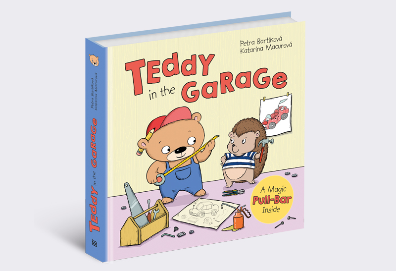 Teddy_in_the_Garage_1