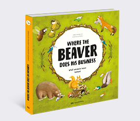 Where the Beaver Does His Business: What animals leave behind