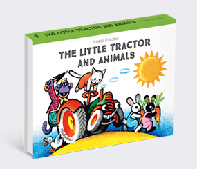 The Little Tractor and Animals