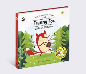 Franny Fox Looks for Bilberries