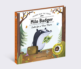 Milo Badger Looks for a New Home