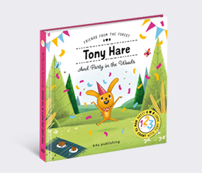 Tony Hare and His Party in the Woods