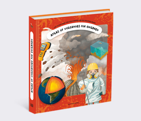 Atlas of Volcanoes for Children
