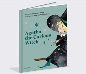 Agatha the Curious Witch