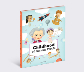 Childhood of Famous People: from Mozart to Einstein