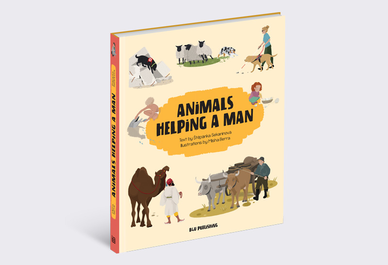 Animmals_Helping_a_Man_1