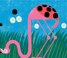 The World of Kamil the Flamingo