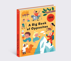A Big Book of Opposites