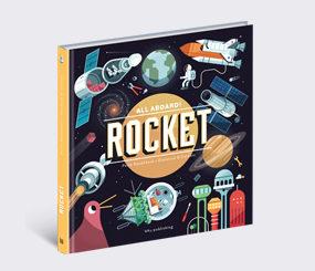 All aboard! Rocket