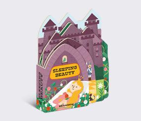 Sleeping Beauty - Fairytale Shape Books